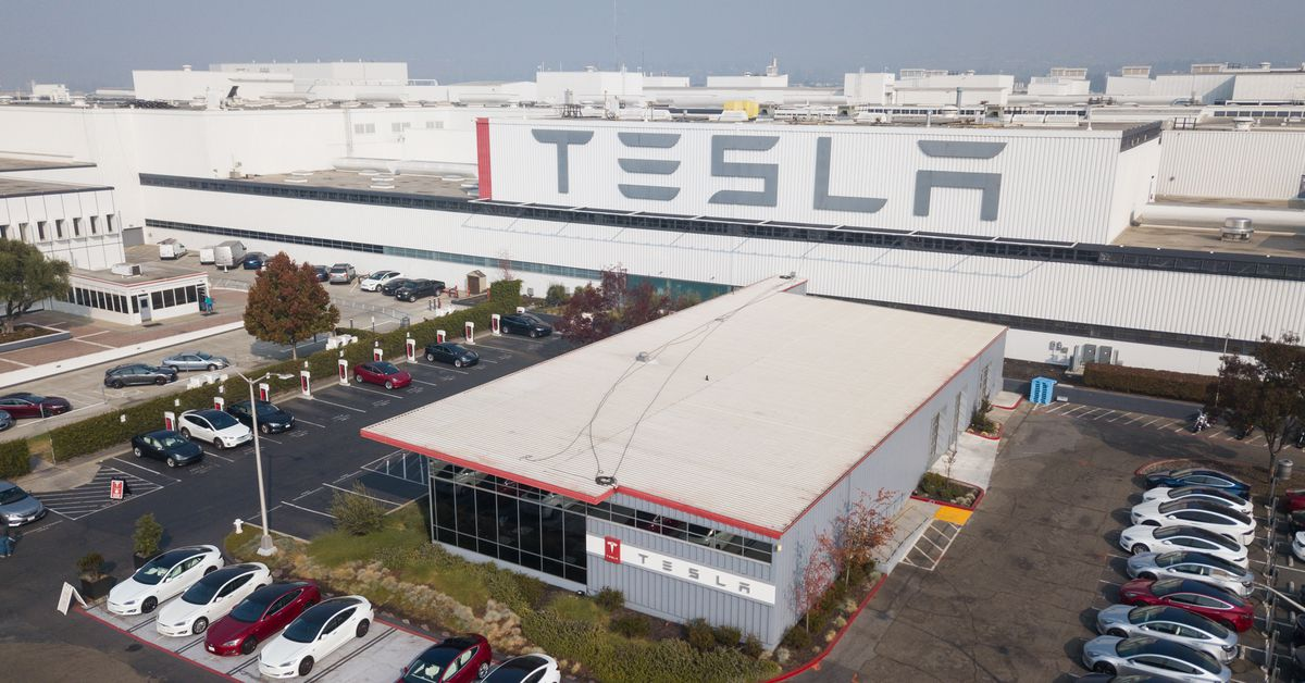 Tesla Is Punished For Breaking Hazardous Waste Laws At The California Plant