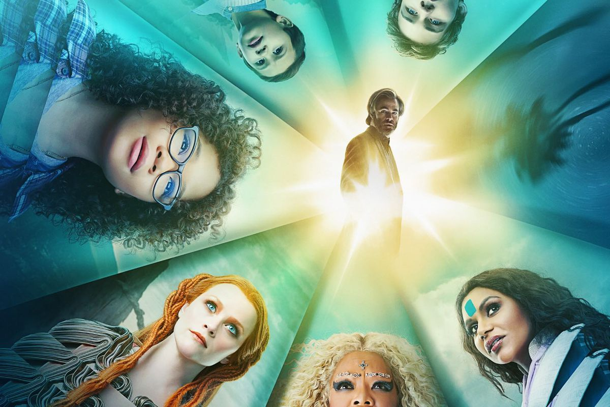 New 'A Wrinkle in Time' Trailer Goes on a Galaxy-Bending Adventure