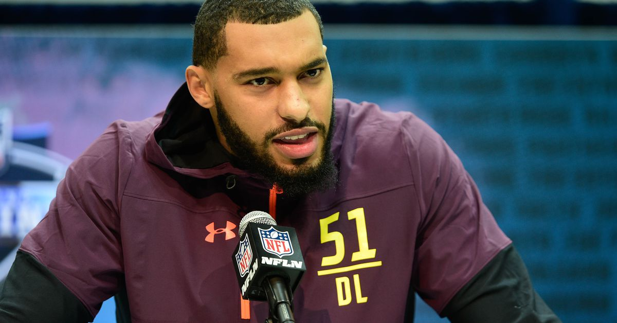 Projected top-10 pick Montez Sweat found to have unusual heart condition