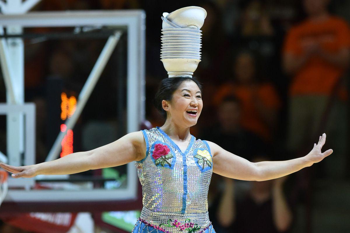 NCAA Basketball: Wake Forest at Virginia Tech