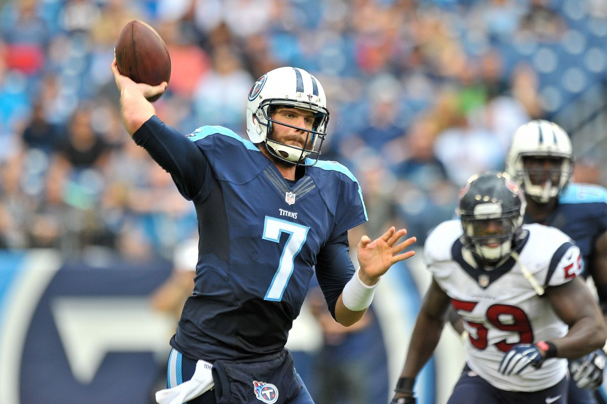 Titans release Zach Mettenberger - Music City Miracles