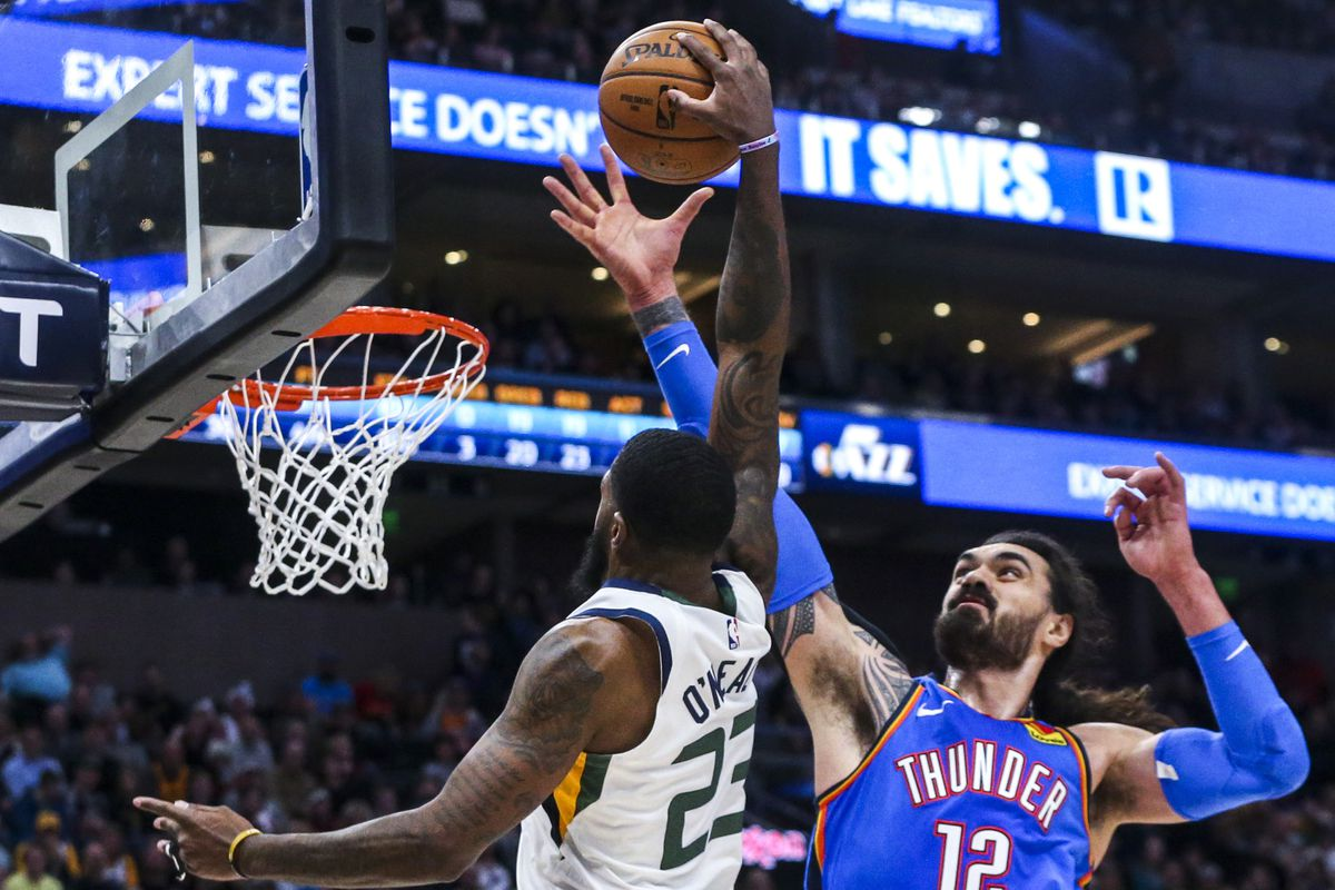Utah Jazz bad offensively again, lose to Oklahoma City Thunder 104-90