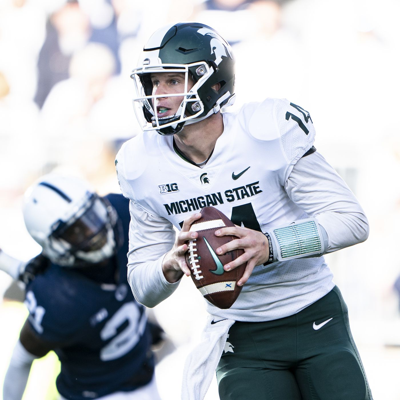 official photos f9543 20e03 The Only Prediction: Guessing each Big Ten team's over/under ...