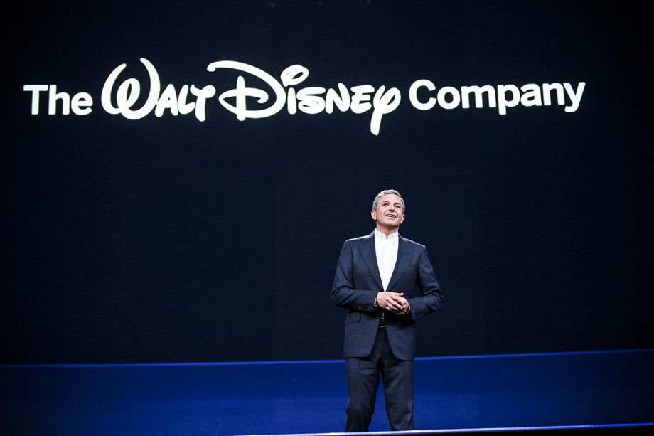 Disney CEO Bob Iger introduced his upcoming Disney+ service during the company's Investor Day event on April 11, 2019.