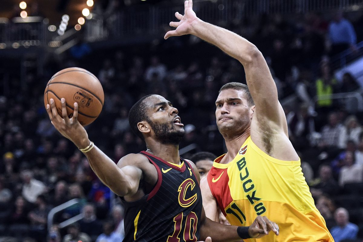 cleveland cavaliers vs. milwaukee bucks game preview, start time, tv