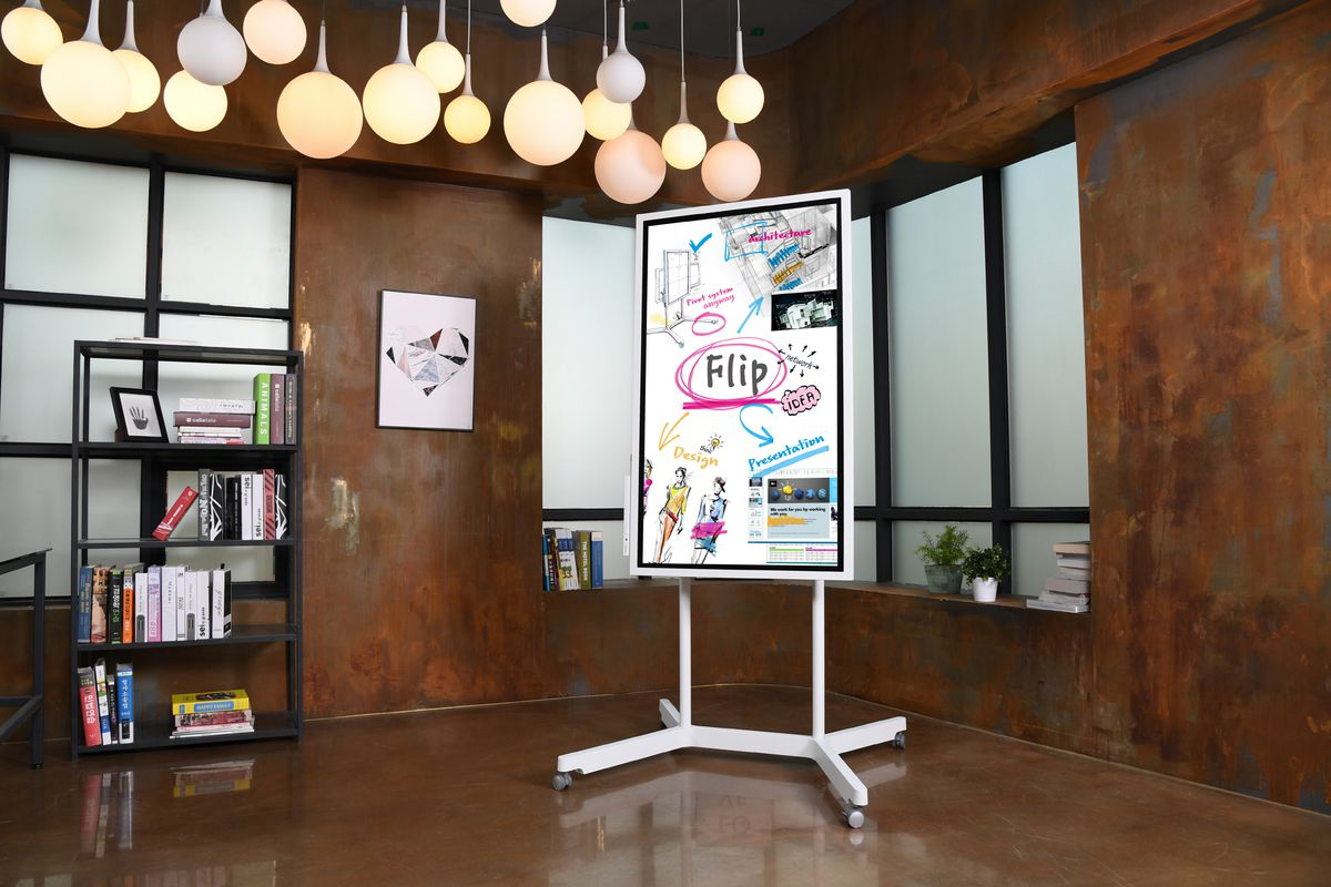 This digital flip chart could change your worklife