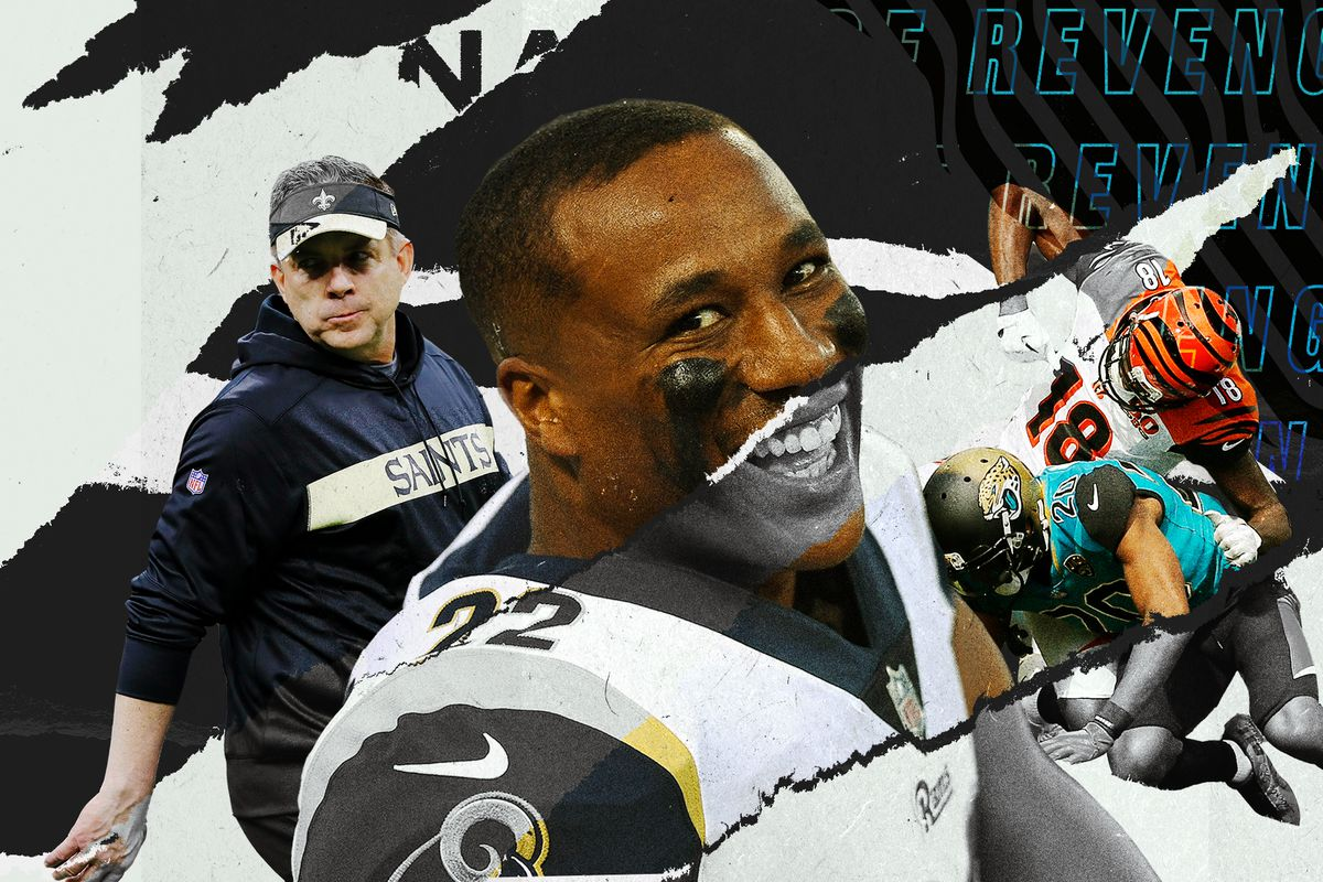 Best Nfl Games 2019 The 5 best beefs to circle on the 2019 NFL schedule   SBNation.com