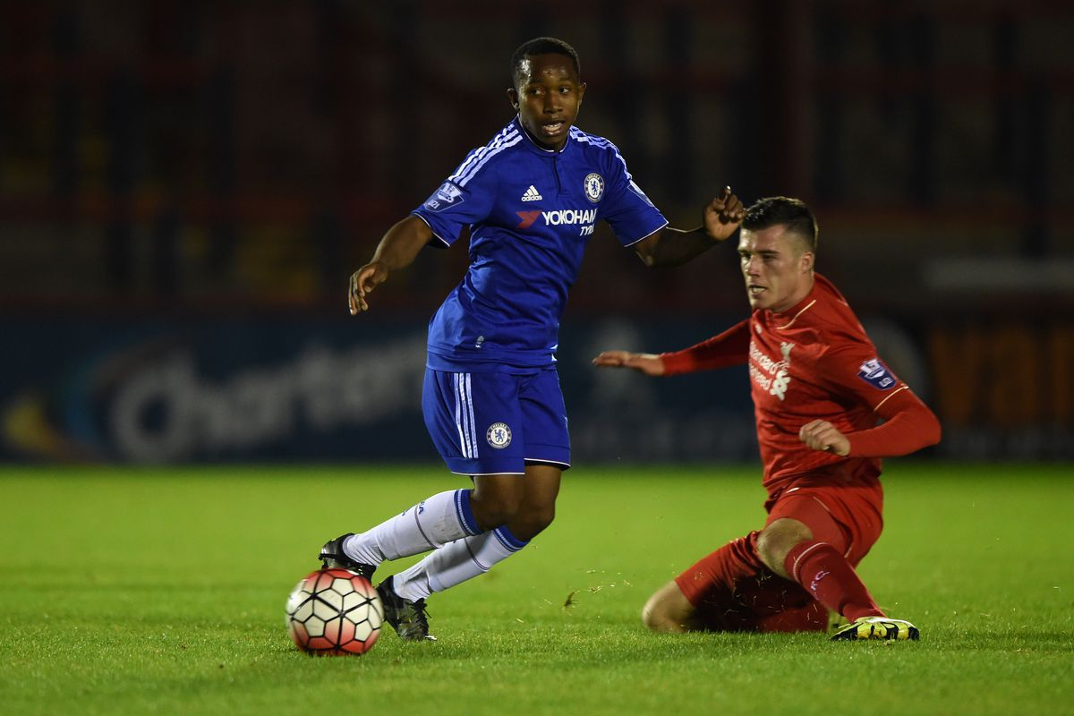 Soccer - Under 21 Premier League International Cup - Chelsea's U21 v Liverpool U21 - The Electrical Services Stadium