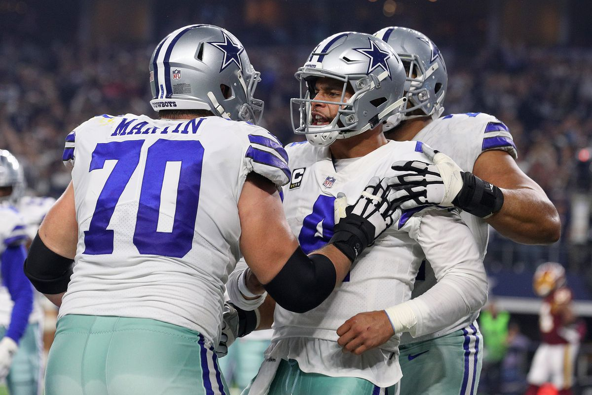 How Madden 20 Rated The 2019 Dallas Cowboys Including The