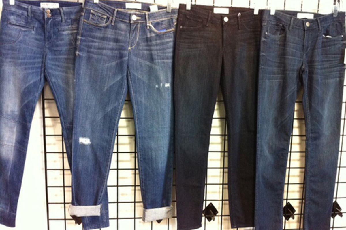 "Habitual jeans. Photo via <a href=""http://blog.habitual.com/2012/03/27/habitual%E2%80%99s-first-official-sample-sale-is-tomorrow-wednesday-328/"">The Habit</a>."