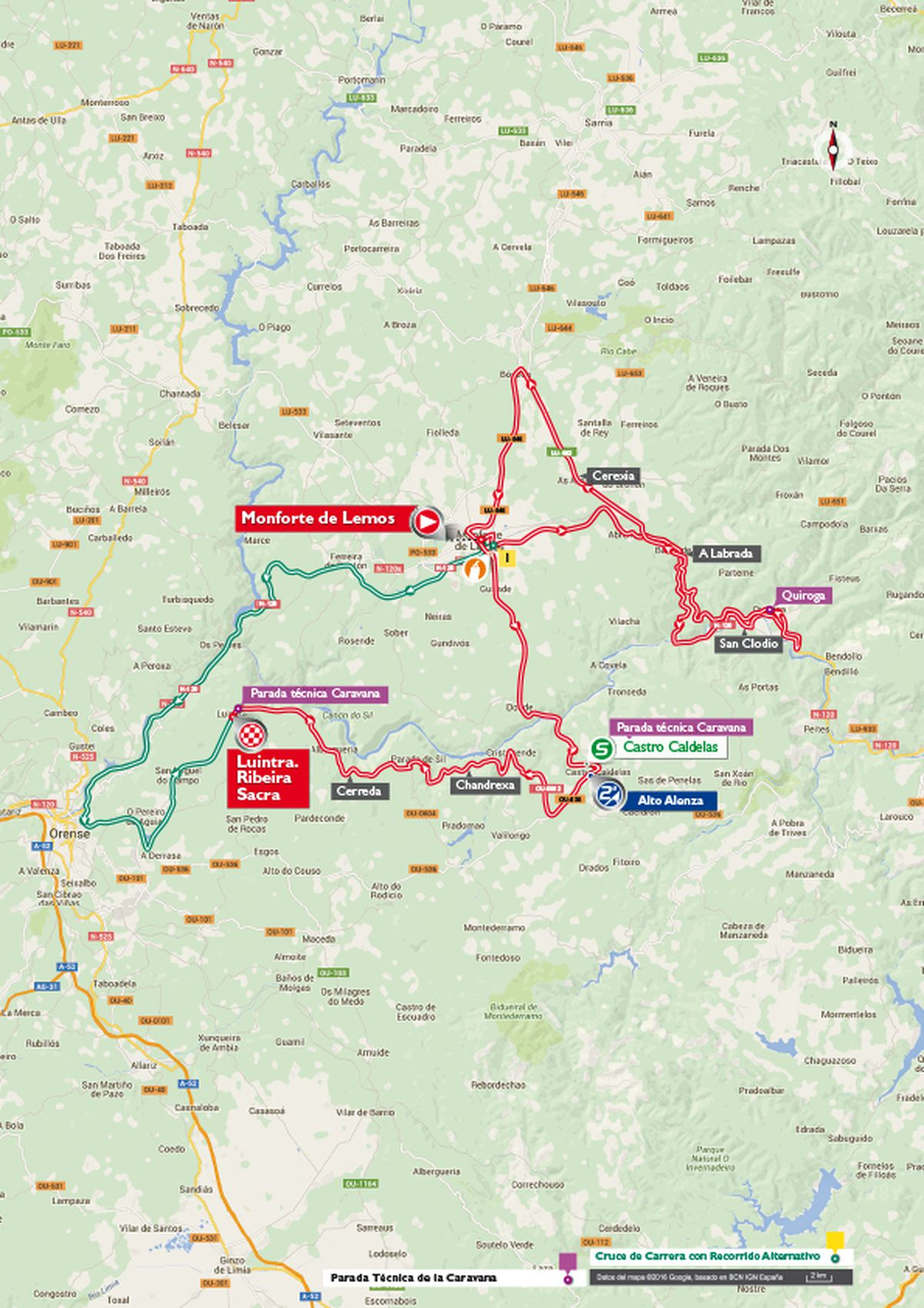 Vuelta 2016 live stream: Time, TV schedule and how to watch Stage 6 ...