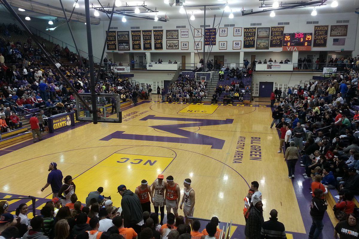indiana high school state basketball tournament regional