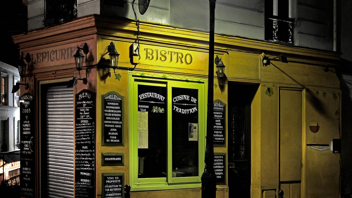 Are parisian bistros finished or just getting started? eater