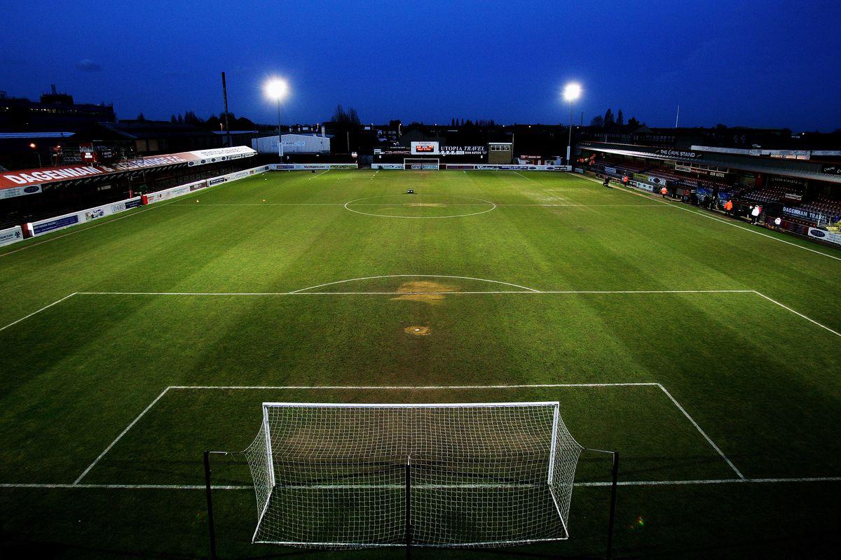 Dagenham and Redbridge v Brentford - League Two
