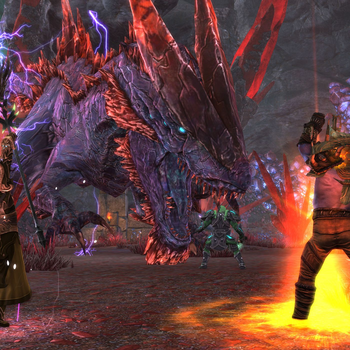 Trion Worlds hit with layoffs after sale to German publisher