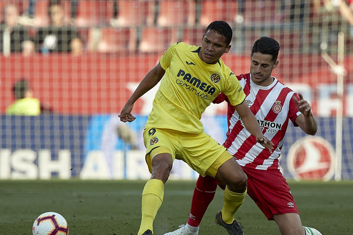 Girona FC v Villarreal CF - La Liga
