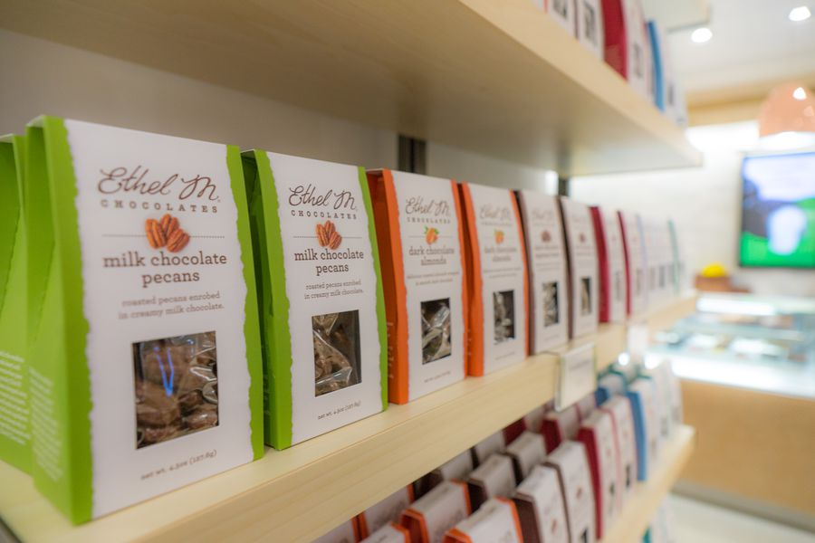 Ethel M Chocolates Reveals Its Renovations - Eater Vegas