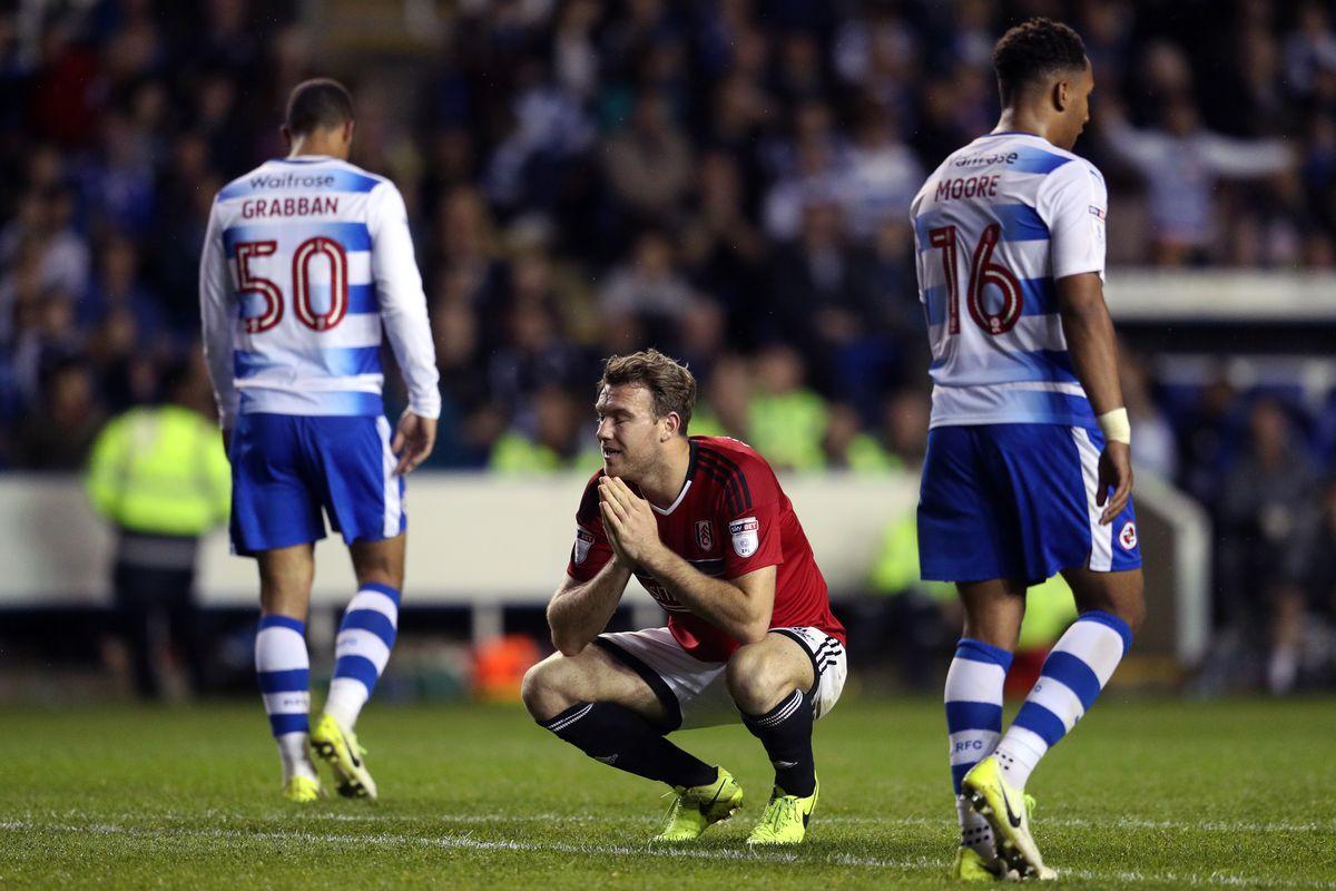 Reading v Fulham - Sky Bet Championship - Play Off - Second Leg - Madejski Stadium