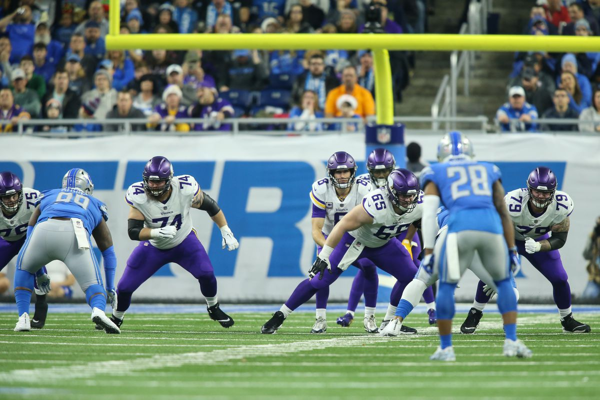 NFL: DEC 23 Vikings at Lions