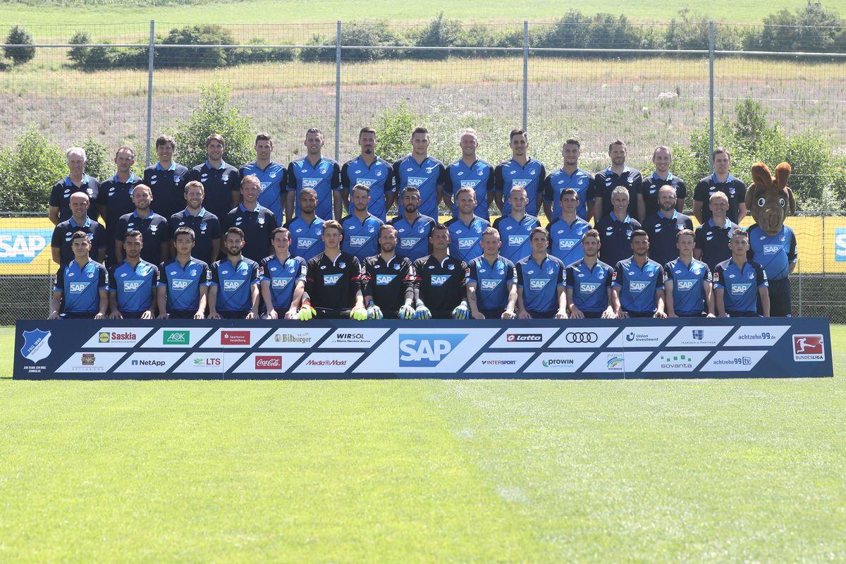 TSG 1899 Hoffenheim - Team Presentation