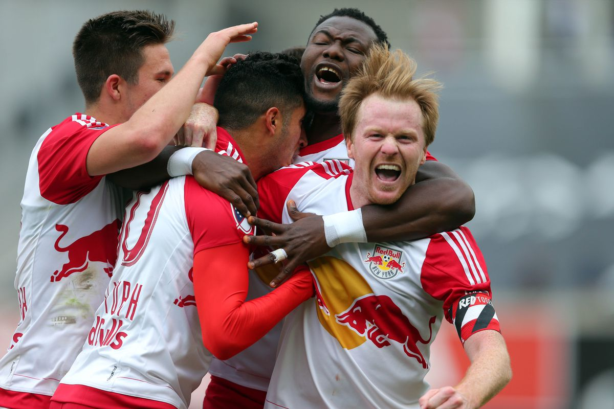 Red Bulls Score Seven on NYCFC