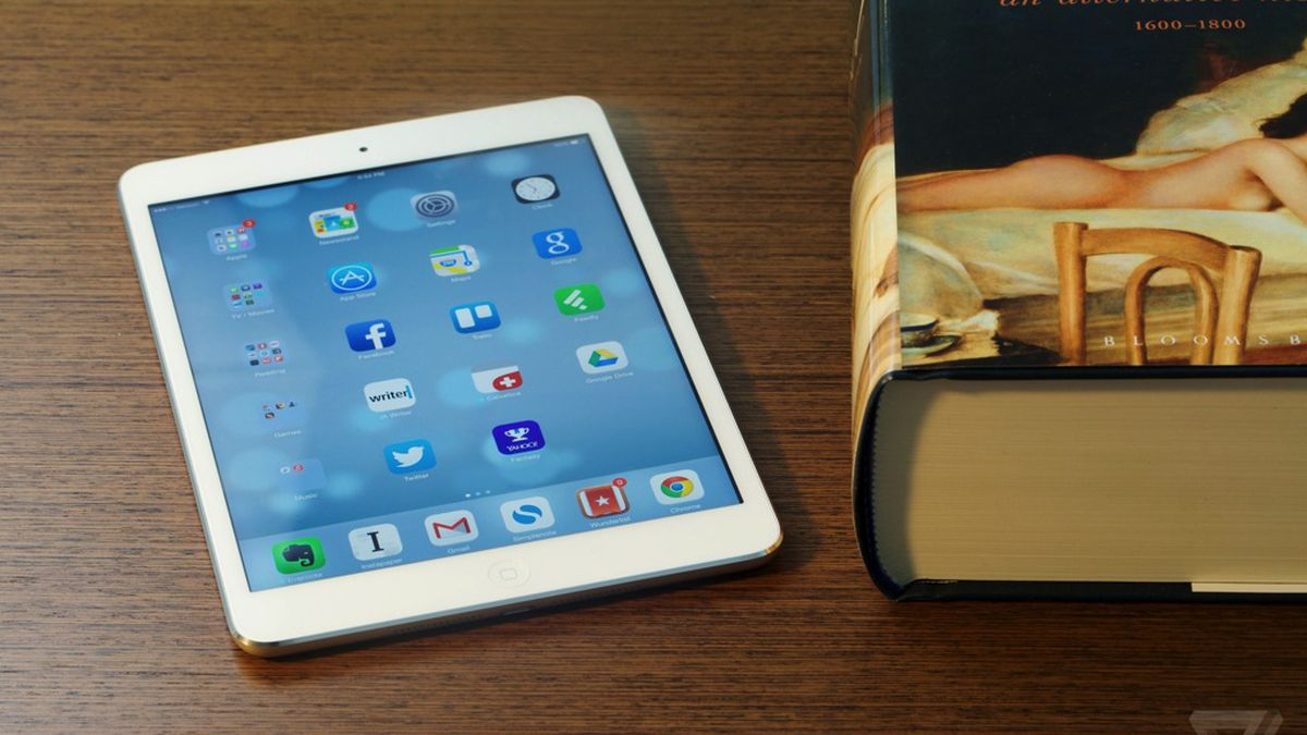 iPad mini with Retina display 1024px