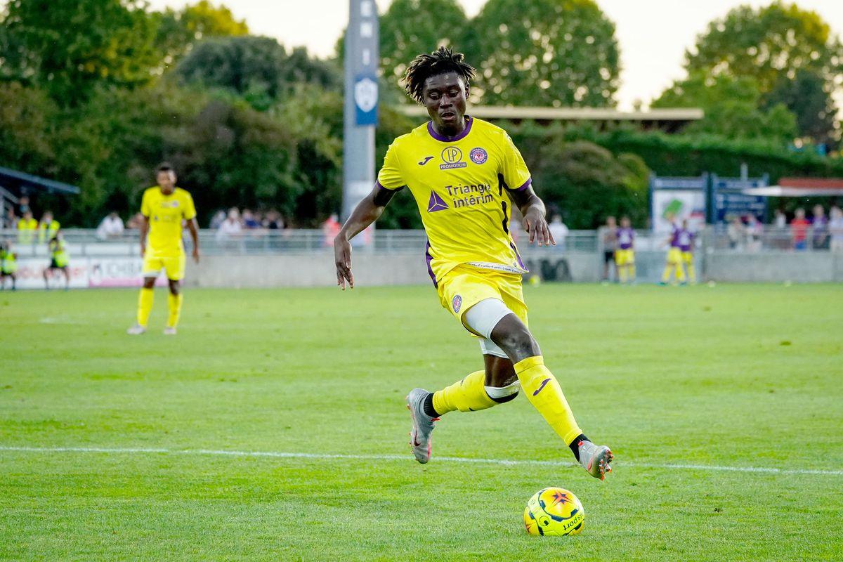 Toulouse Football Club v Girondins de Bordeaux - Friendly match