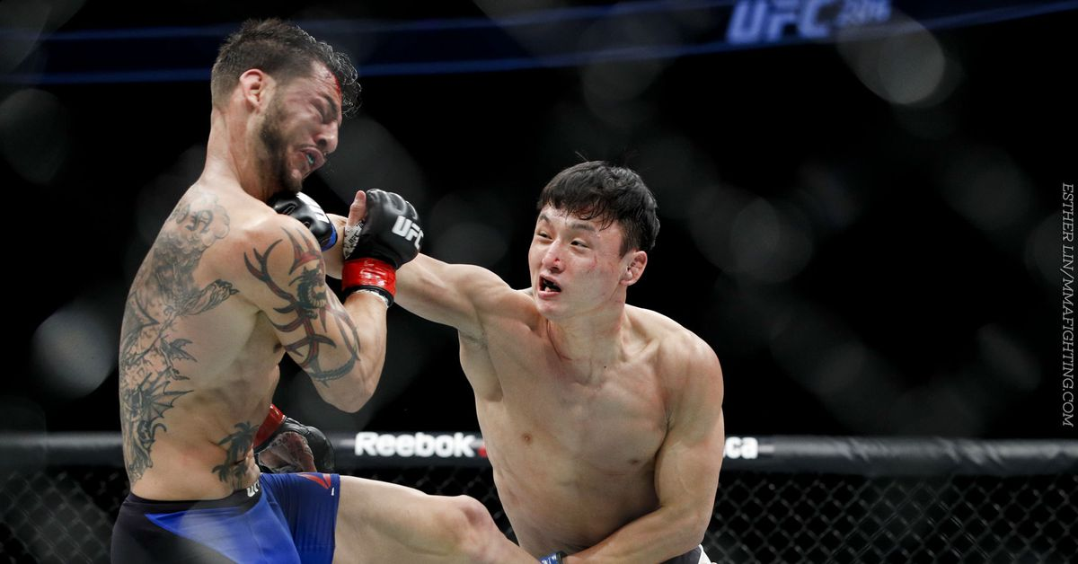 Jeremy Stephens vs. Doo Ho Choi confirmed as UFC St. Louis main event