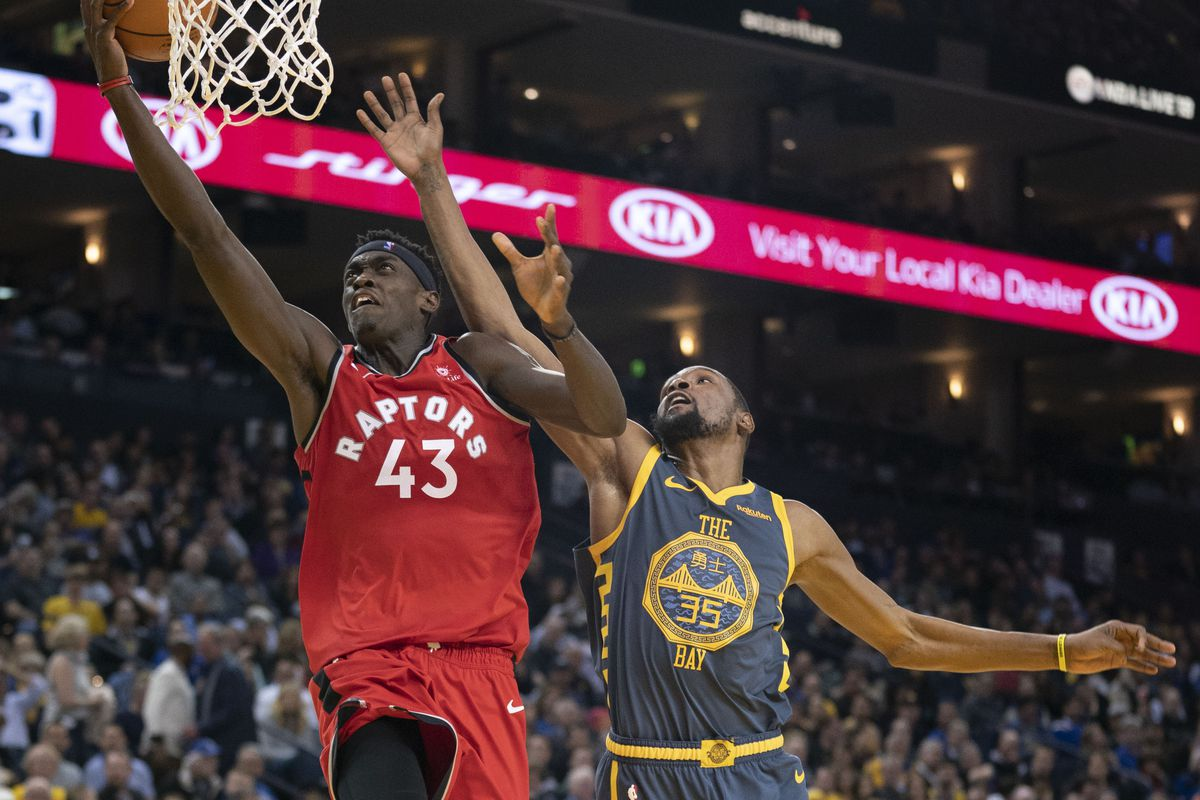 Five thoughts recap: Toronto Raptors 113, Golden State Warriors 93, Pascal Siakam, Kevin Durant