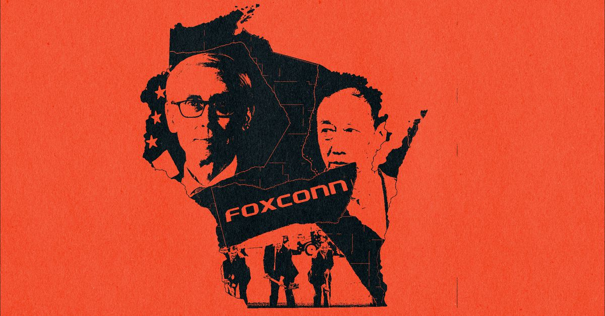 Exclusive: documents show Foxconn refuses to renegotiate Wisconsin deal