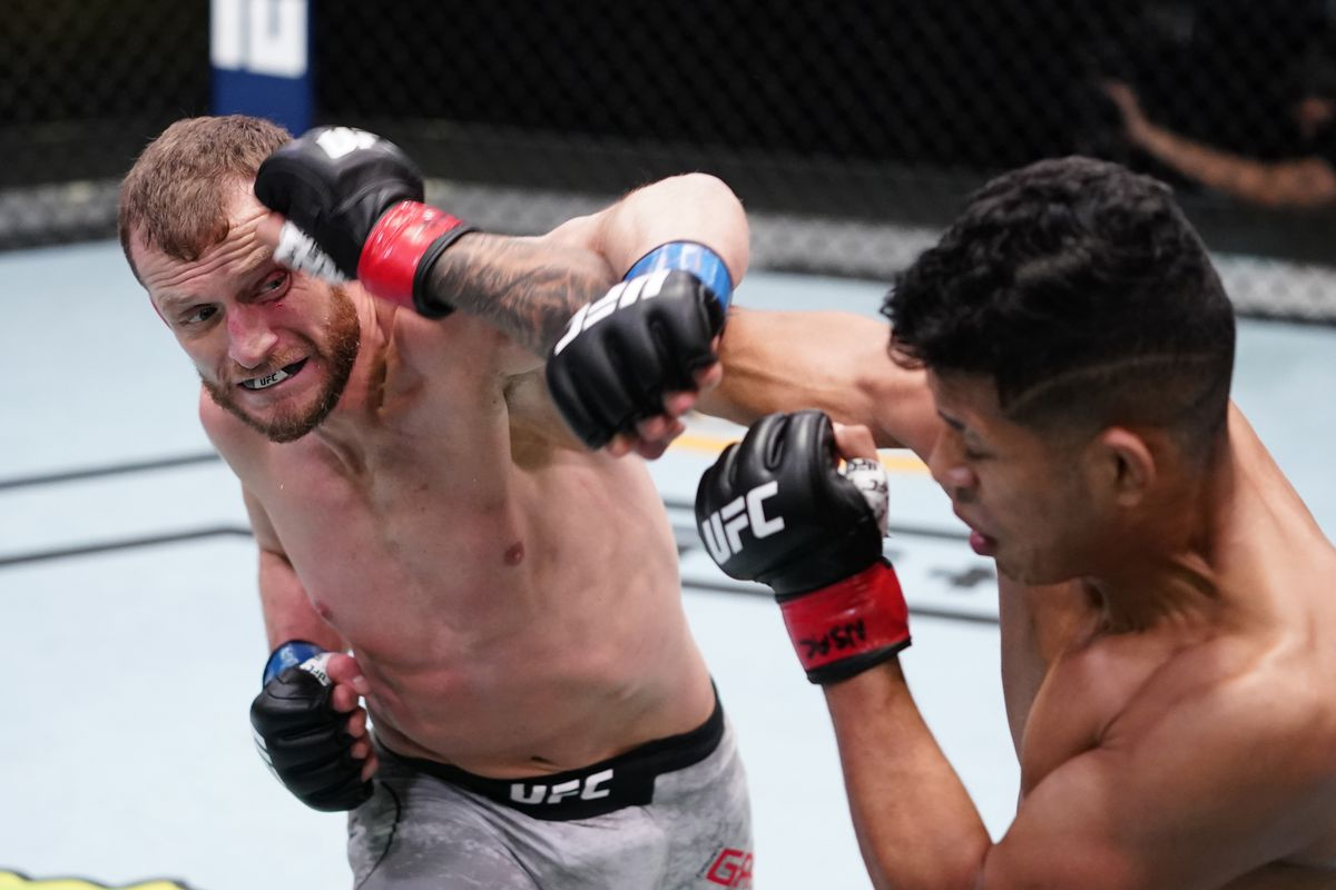 UFC Fight Night: Martinez v Grant