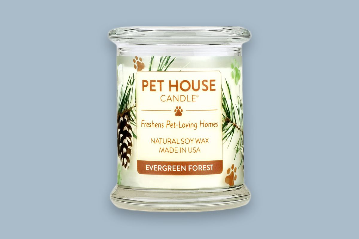 One Fur All Soy Wax Candle Pet Odor Eliminator