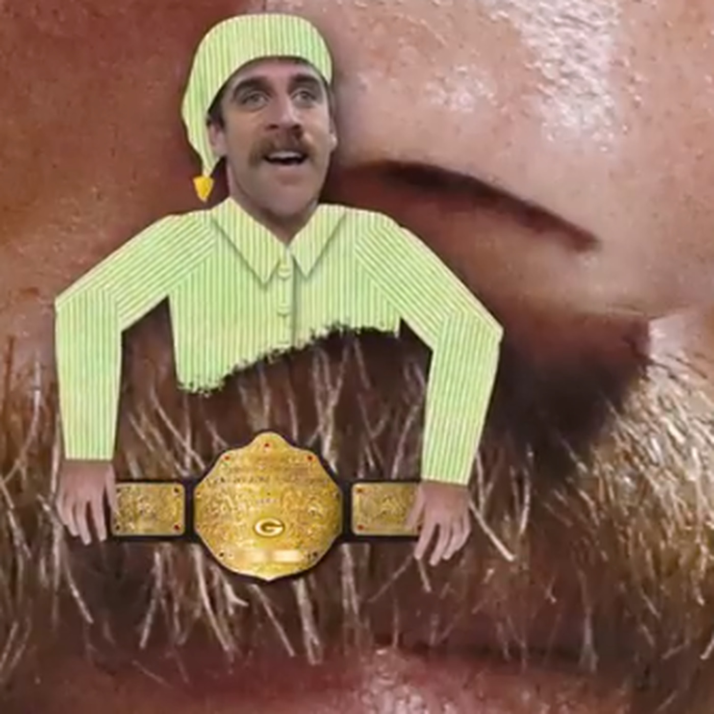 This Aaron Rodgers Meme Is Proof The Nfl Truly Understands What Fun Is Sbnation Com