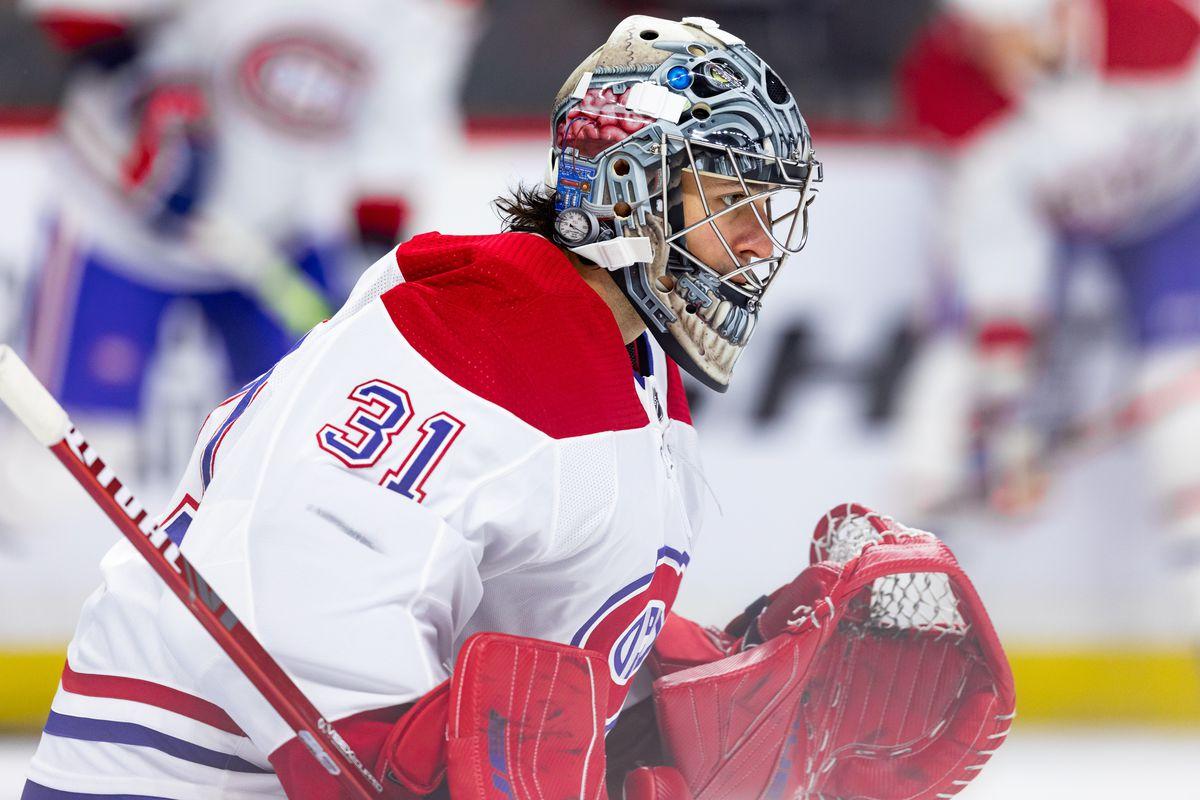 NHL: FEB 06 Canadiens at Senators
