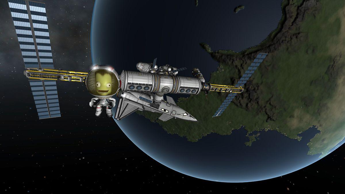 Kerbal Space Program screenshot 1920