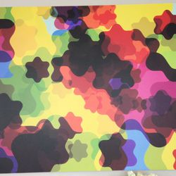 """Superimposed Stars"" by Jan Christensen (Denmark), 2003."