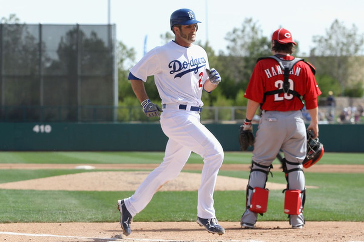 It seems more and more likely that Casey Blake will open the season on the disabled list.