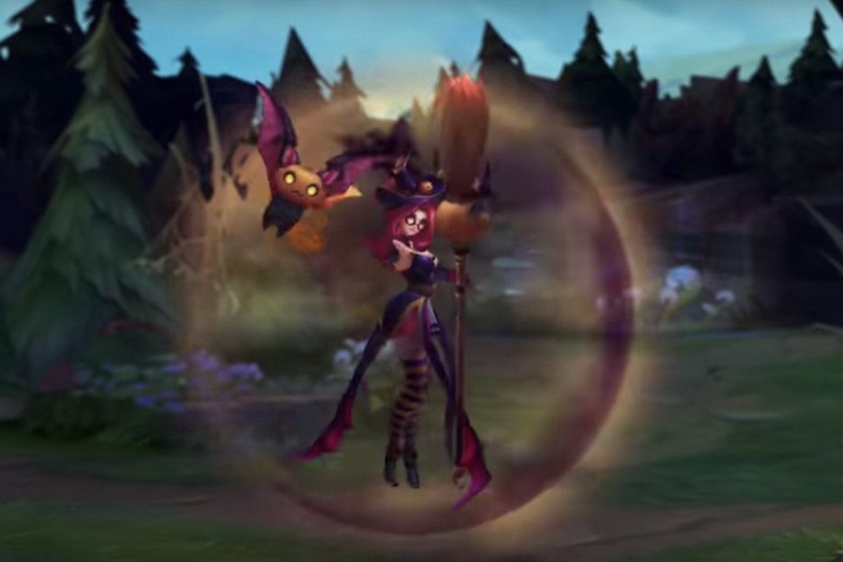 new lol skins teased for ekko, janna and kled - the rift herald