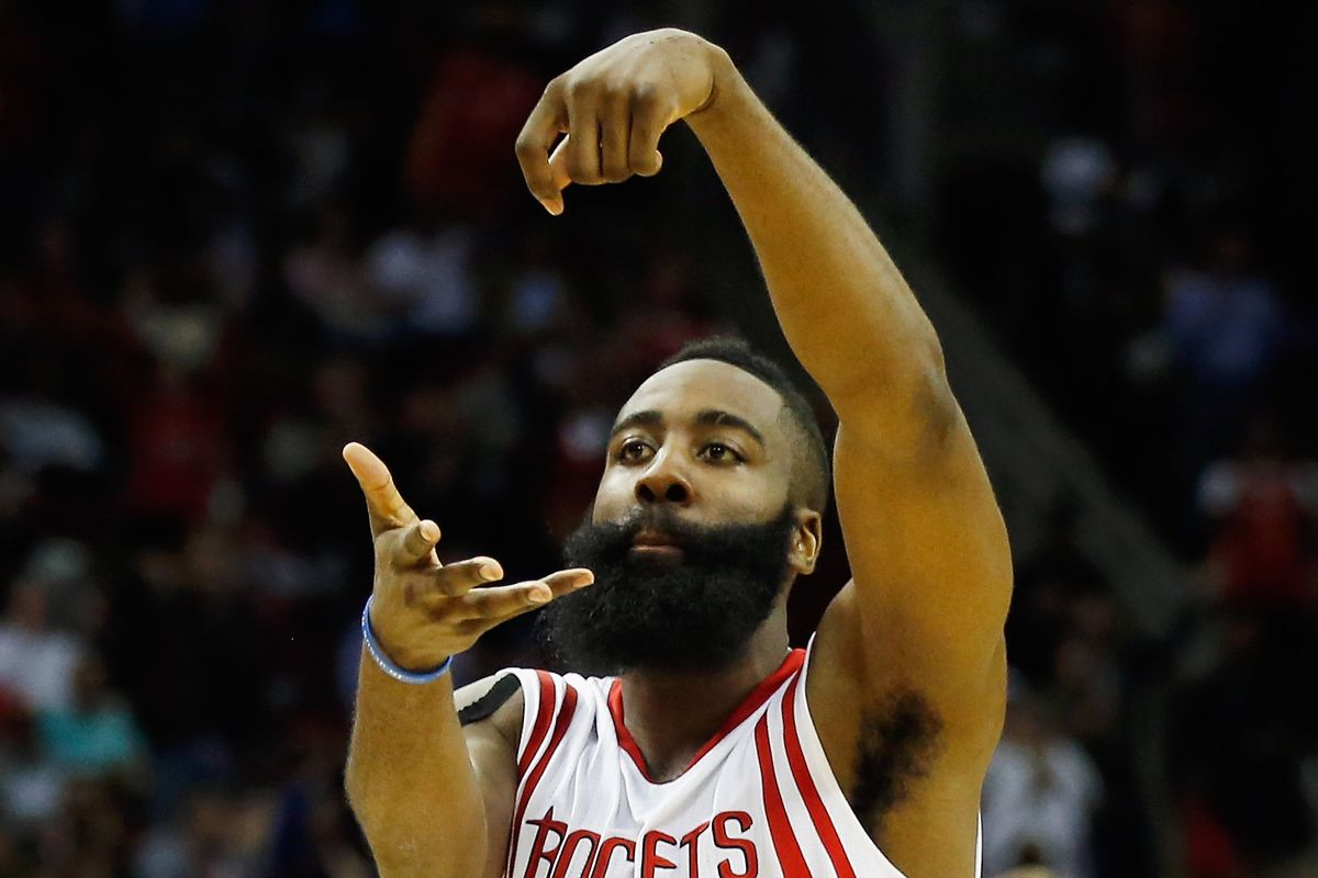 James Harden's competition is almost cooked.