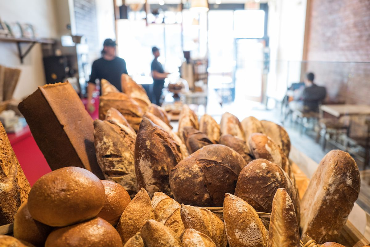 Bread at Bien Cuit