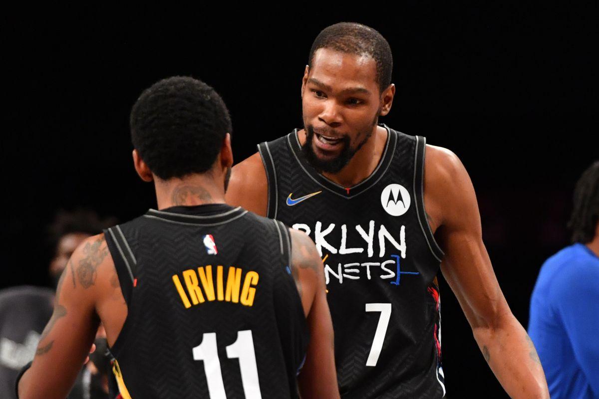 LA Clippers v Brooklyn Nets