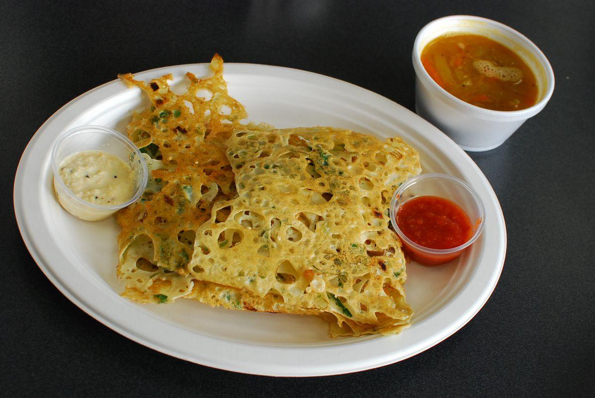 Indian Food Upland