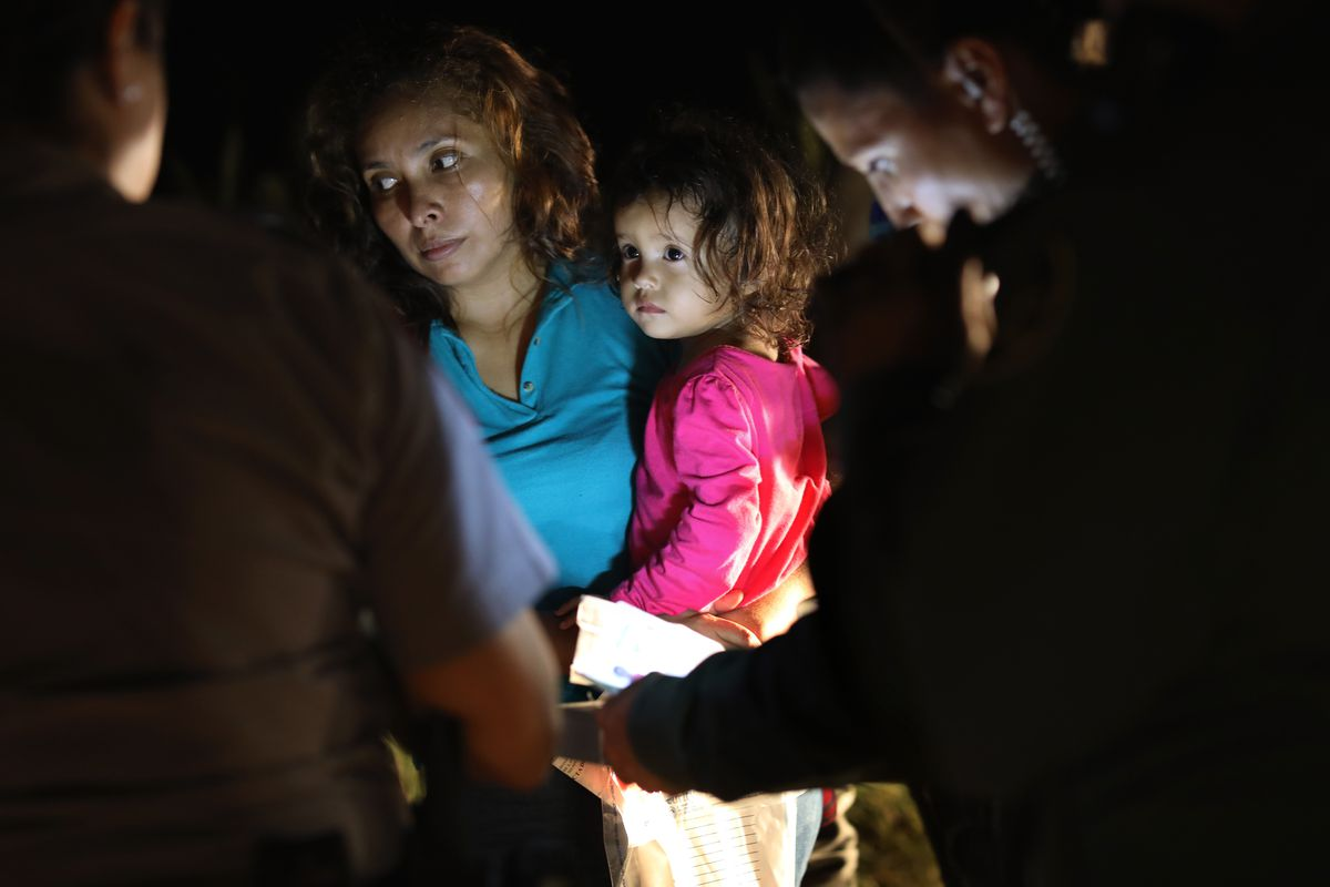 What Some Families Of Children With >> Report Babies And Toddlers Are Being Separated From Their Families