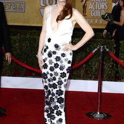 Julianne Moore in Chanel.