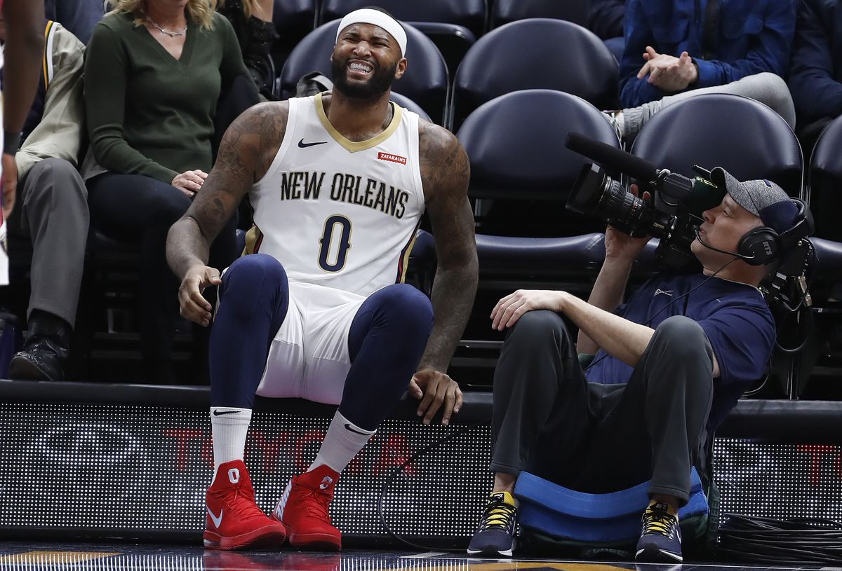 Keeping Anthony Davis With New Orleans Pelicans Requires Healthiest Run Yet - The Bird -2211
