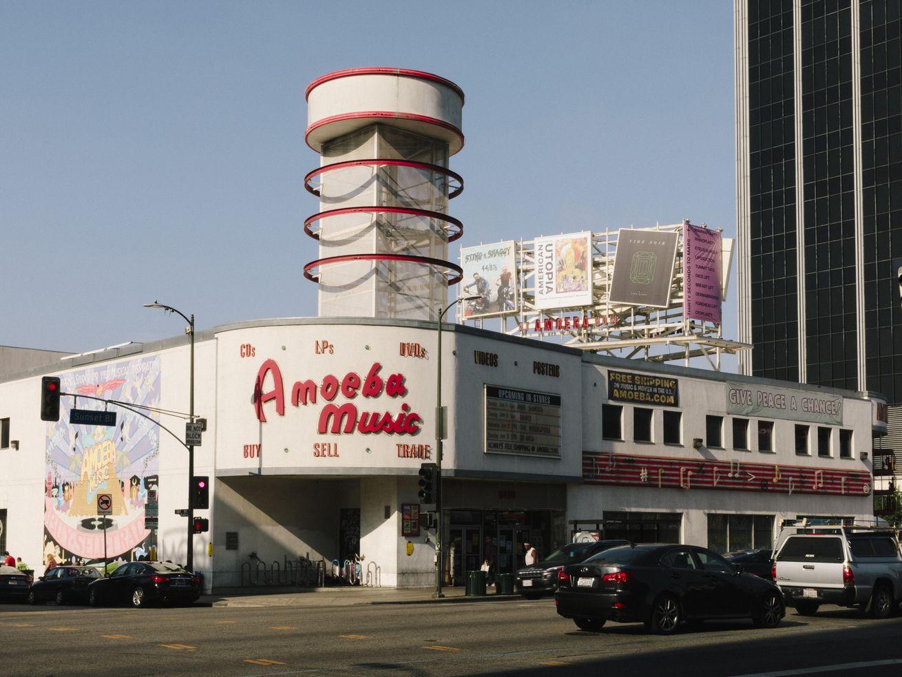 Amoeba sold the property to developer GPI in 2015 for $34 million.