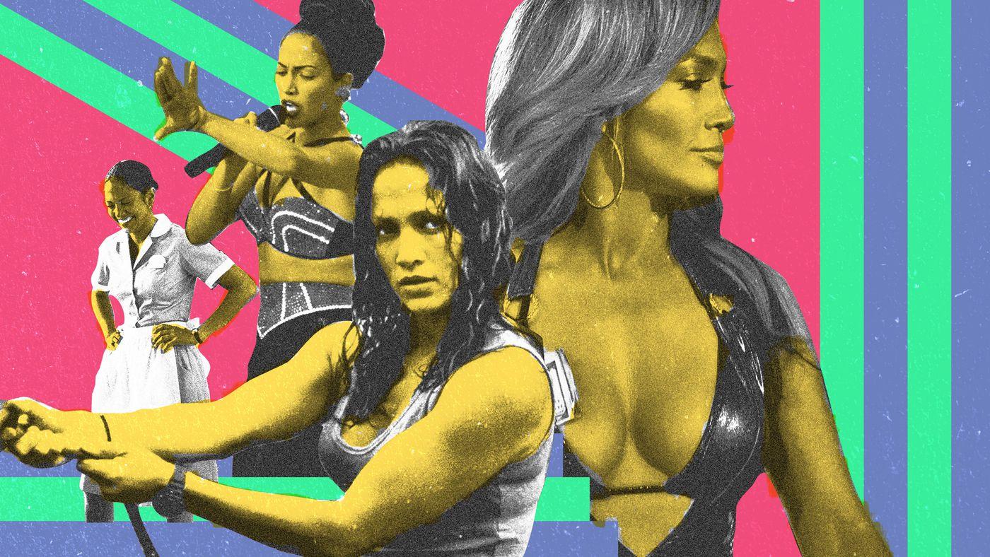 From Selena to Ramona: The Winding Acting Career of Jennifer Lopez