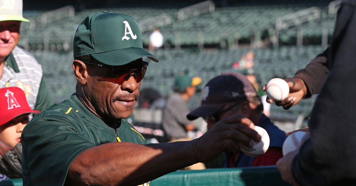A's legend Rickey Henderson wanted to be two-sport star with Raiders