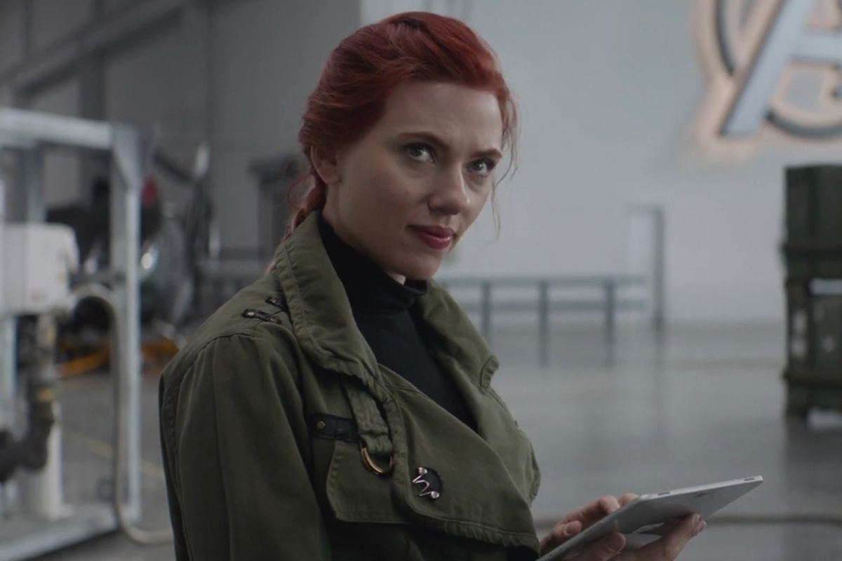 How Avengers Endgame Failed Black Widow Vox