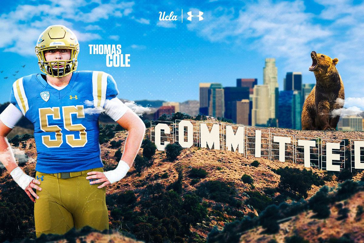 Ucla Fall 2021 Calendar UCLA Football: Which Bruin 2021 commits are playing football this